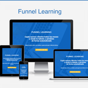 "Diapositivas Webinar ""Funnel Learning"""